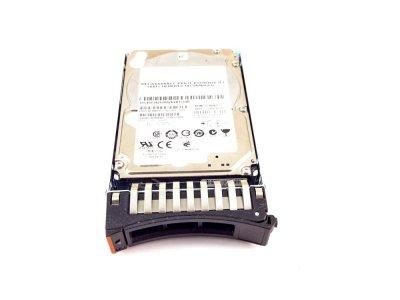 Жорсткий диск IBM 600GB 2.5 in SFF Slim-HS 6Gbps 10K SAS HDD (49Y2003) Refurbished