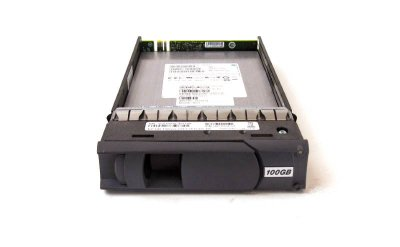 SSD NetApp 100gb 3.5 inch 3gb SAS SSD (X441A-R5) Refurbished