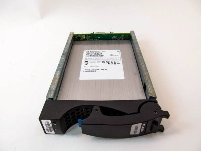 SSD EMC 100GB 3.5 in SAS SSD for VNX (V3-VS6F-100) Refurbished