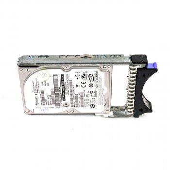 Жорсткий диск IBM 73 GB 10 000 rpm Hot-Swap 2.5-inch SFF SAS hard dr drive (26K5657) Refurbished