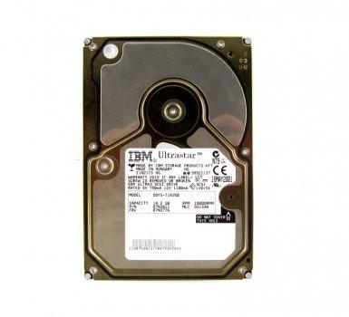 Жорсткий диск IBM 18.2 Ultra2 SCSI LVD 10K HS HDD (2104-5218) Refurbished