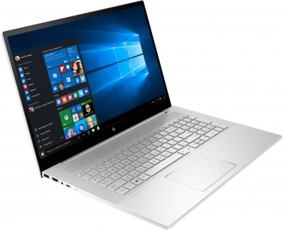 Ноутбук HP Envy 17-cg0003ur (15D60EA) Silver