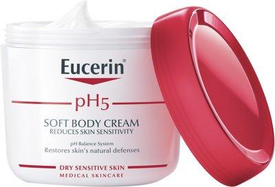 Мягкий крем для тела Eucerin pH5 450 мл (4005800196799)