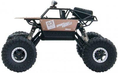 Автомобіль на р/к Sulong Toys 1:18 Off-Road Crawler Super Speed Матовий коричневий (SL-112RHMB)
