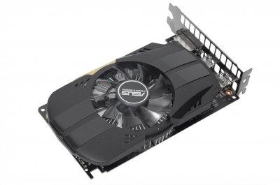 Відеокарта Asus Radeon RX 550 2GB DDR5 EVO (PH-RX550-2G-EVO)