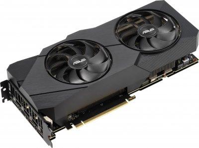 Відеокарта Asus GeForce RTX2080 SUPER 8GB GDDR6 DUAL EVO V2 (DUAL-RTX2080S-8G-EVO-V2)