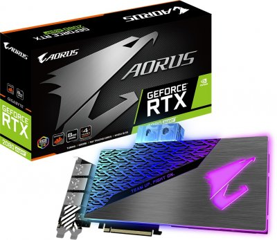 Відеокарта Gigabyte GeForce RTX2080 SUPER 8GB DDR6 256bit (GV-N208SAORUS_WB-8GC)
