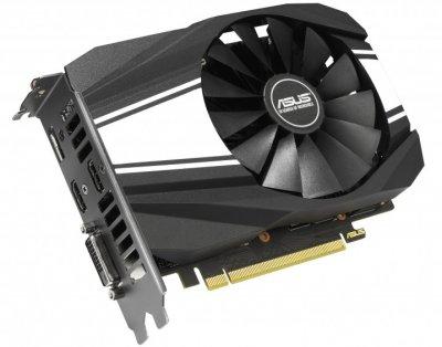 Відеокарта Asus GeForce GTX1660 6GB GDDR5 (PH-GTX1660-O6G)