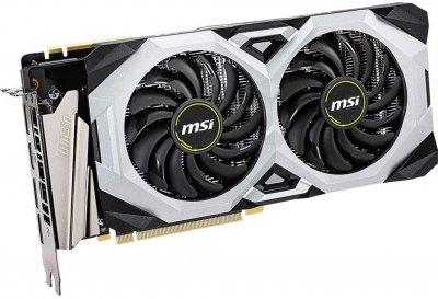 Відеокарта MSI GeForce RTX2070 SUPER 8GB GDDR6 VENTUS GP OC (RTX_2070_SUPER_VENT_GPOC)