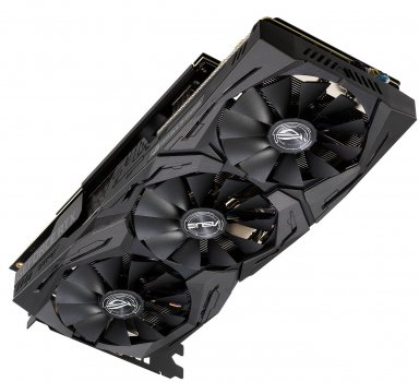Відеокарта Asus GeForce RTX2060 6GB GDDR6 GAMING STRIX OC(STRIX-RTX2060-O6G-GAMING)