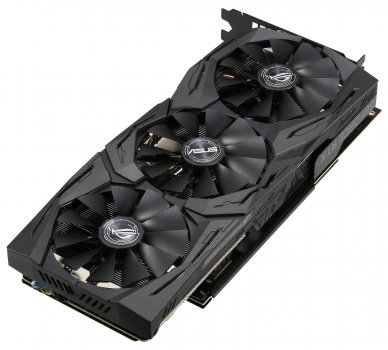 Відеокарта Asus GeForce RTX2060 6GB GDDR6 GAMING STRIX EVO (STRIX-RTX2060-6G-EVO-ГАМ)