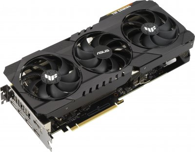 Asus PCI-Ex GeForce RTX 3090 TUF Gaming 24GB GDDR6X (384bit) (1695/19500) (2 x HDMI, 3 x DisplayPort) (TUF-RTX3090-24G-GAMING)
