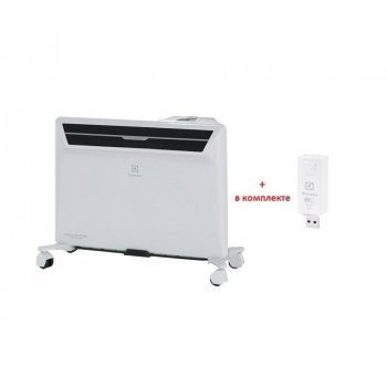 Конвектор Electrolux ECH/RI-1500 + Модуль ECH/WF-01 Smart WI-FI (Rapid Digital Inverter)