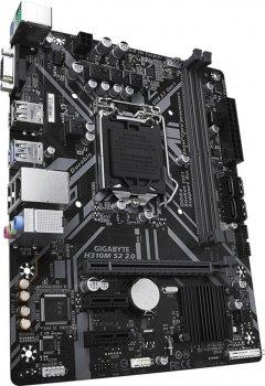 Материнська плата Gigabyte H310M S2 2.0 (s1151, Intel H310, PCI-Ex16)
