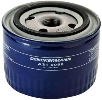 Фильтр масляный Denckermann A210058 (WL7168)