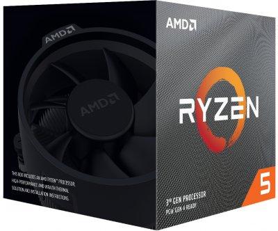 Процессор AMD Ryzen 5 3500X 3.6GHz/32MB (100-100000158BOX) sAM4 BOX