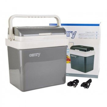 Туристический холодильник переносной термобокс для охлаждения и сохранения тепла Camry CR 8065 24 л (gr_014476)