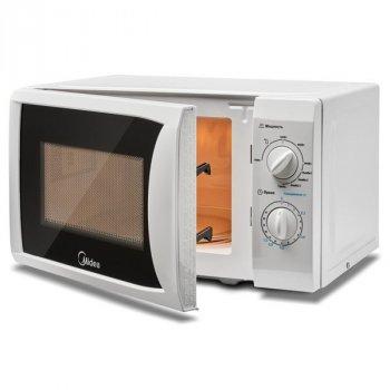 Мікрохвильова піч Midea MG820CFB-W (F00160083)