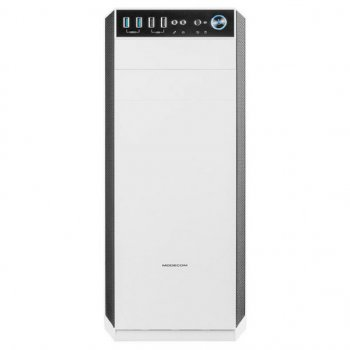 Корпус Modecom OBERON PRO WHITE GLASS (AT-OBERON-PG-20-000000-00)