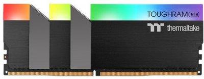Оперативна пам'ять для ПК Thermaltake TOUGHRAM DDR4 4600 8GBx2 RGB KIT (R009D408GX2-4600C19A)