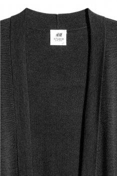 Кардиган H&M Studio Серый (0400831004)