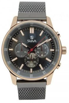 Мужские часы Slava SL10241SBGr