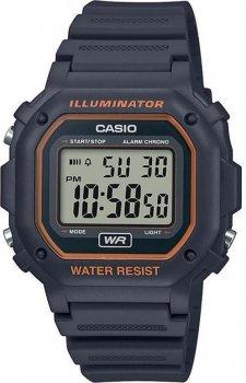 Мужские часы Casio F-108WH-8A2EF