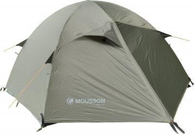Палатка Mousson Delta 3 Khaki (4820212110047)