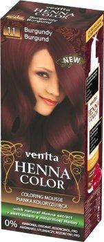 Краска-мусс Venita Henna Color с экстрактом Хны