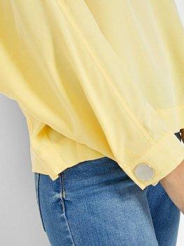 Блузка Stradivarius 02073204300 Желтая