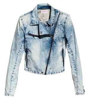 Куртка H&M джинсова 36/38 (74-6750)