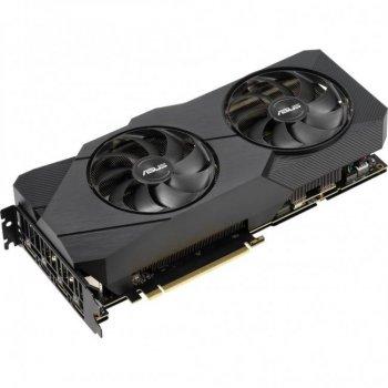 Відеокарта ASUS GeForce RTX2070 SUPER 8192Mb DUAL EVO (DUAL-RTX2070S-8G-EVO)