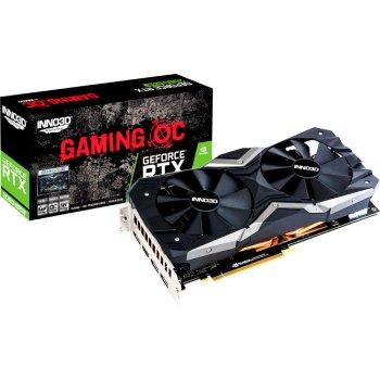 Відеокарта INNO3D GeForce RTX2060 SUPER 8192Mb GAMING OC X2 (N206S2-08D6X-17311165)