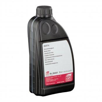 Тормозная жидкость FEBI BILSTEIN DOT4 Nr.26461 (1л)