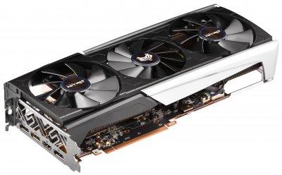 Sapphire PCI-Ex Radeon RX 5700 XT Nitro+ BE 8G 8GB GDDR6 (256bit) (1730/14000) (HDMI, 3 x DisplayPort) (11293-10-40G)