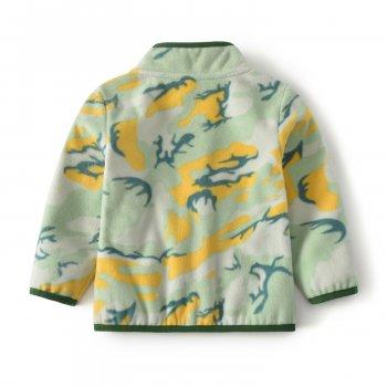Кофта детская флисовая Lizard Berni Kids Желтый (56224)