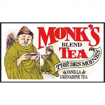 Чай черный рассыпной среднелистовой Манкс Бленд, Млесна (Mlesna) 100г. (01-003a monks_blend)