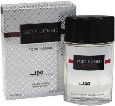 Туалетная вода для мужчин Just Parfums Daily Homme Sport 100 мл (8907202000406)