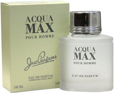 Туалетная вода для мужчин Just Parfums Acqua Max Pour Homme 100 мл (8907202001878)