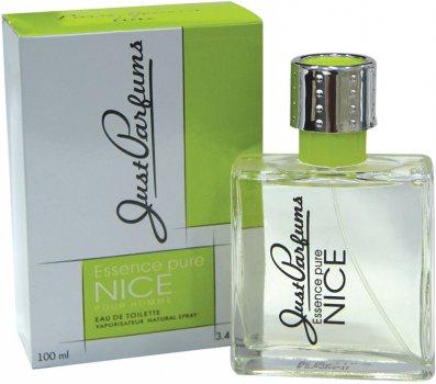Туалетная вода для мужчин JP Paris-Geneva Essence Pure Nice Pour Homme 100 мл (8907202000178)