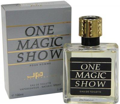 Туалетная вода для мужчин JP Paris-Geneva One Magic Show 100 мл (8907202000086)