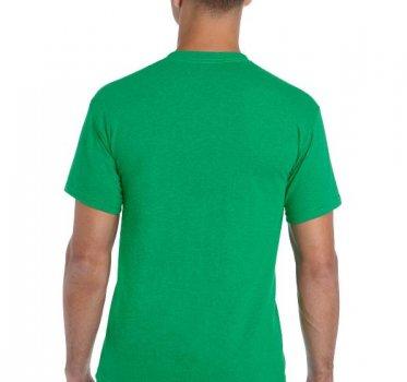 Футболка Gildan Heavy Cotton 5000-348C Зелена
