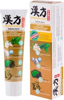 Зубная паста Modum Kampo Oriental Care Восточный чай с жасмином и мятой 100 г (4811230017906)