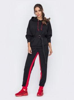 Спортивный костюм Dressa 50795 Черный