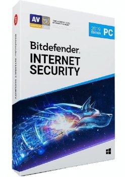 Антивірус Bitdefender Internet Security (1 ПК/2 РОКИ) ESD (WB11032001)