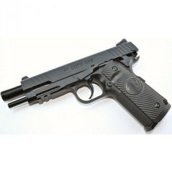 Пистолет пневм. ASG STI Duty One Blowback, 4,5 мм