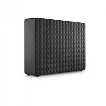 """Накопичувач зовнішній 3.5"""" USB 4.0 Tb Seagate Expansion Black (STEB4000200)"""