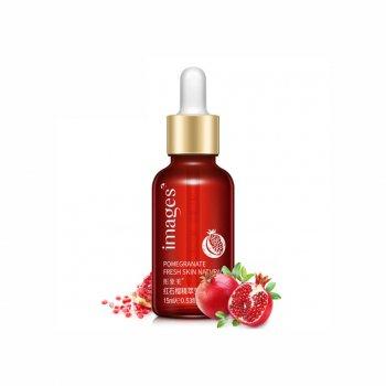 Зволожувальна сироватка для обличчя Images Pomegranate Fresh Skin Natural Essence 15 мл (NO.XXM64423)