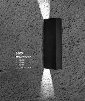 Світильник настінний Nowodvorski MALMO 9705