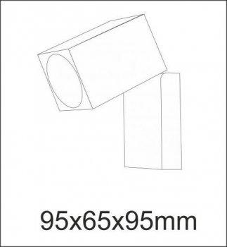Настінний світильник Polux 304551 BOSTON